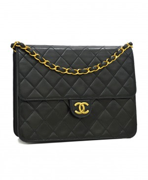 CHANEL Classic 2 Way Flap Bag