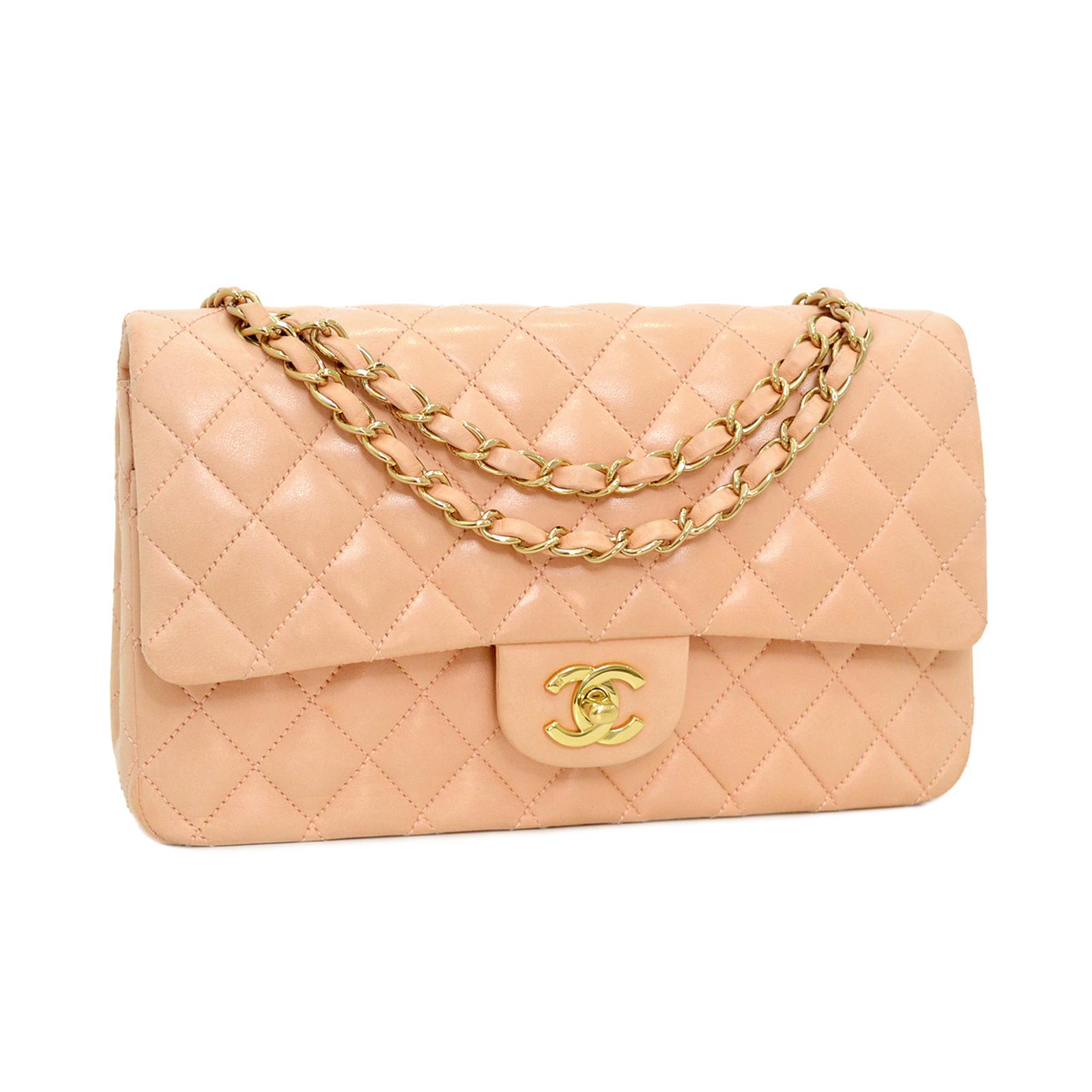 CHANEL Medium Classic Double Flap Bag CC190037