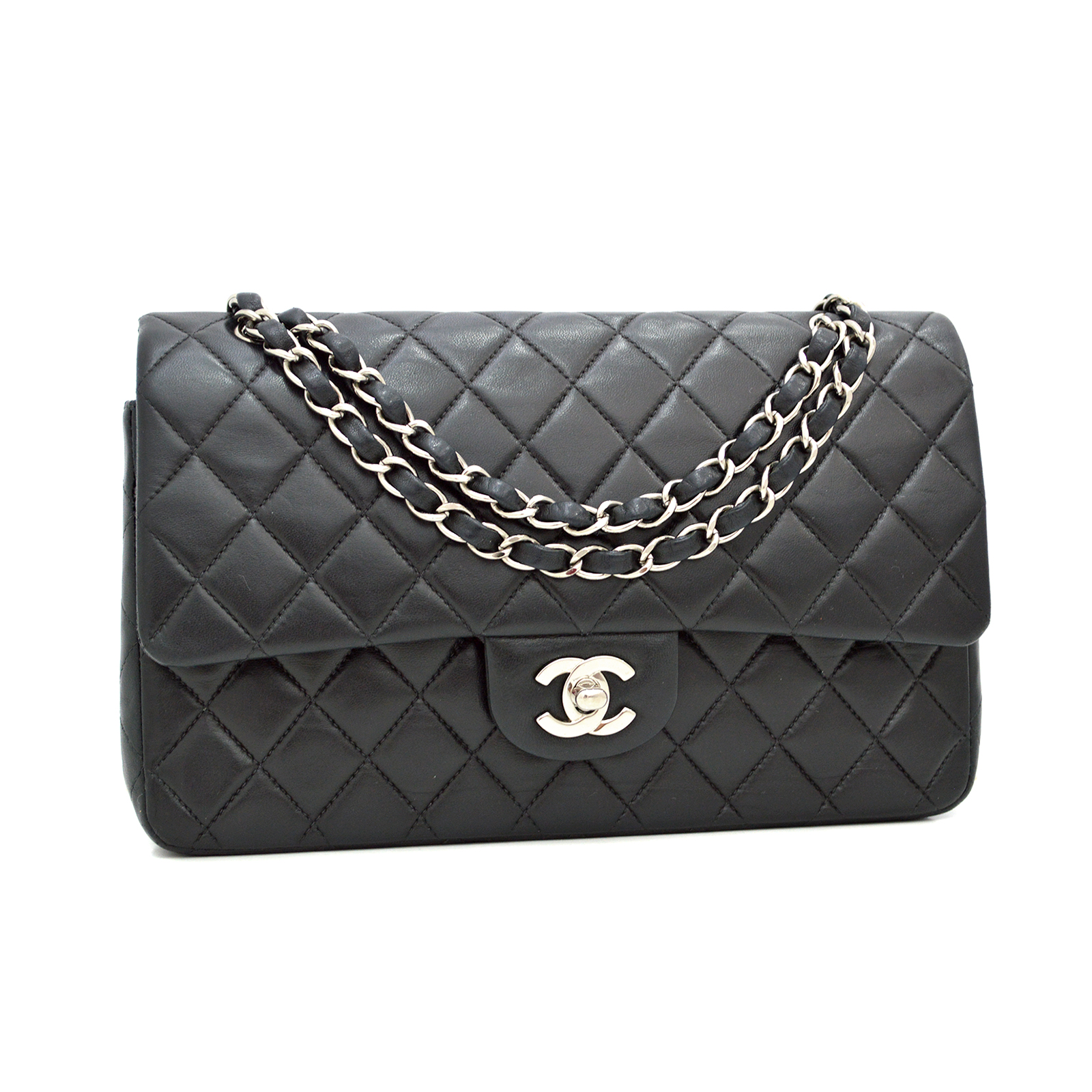 CHANEL Medium Classic Double Flap Bag CC200042