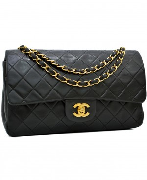 CHANEL Classic Double Flap Bag Medium CC200048