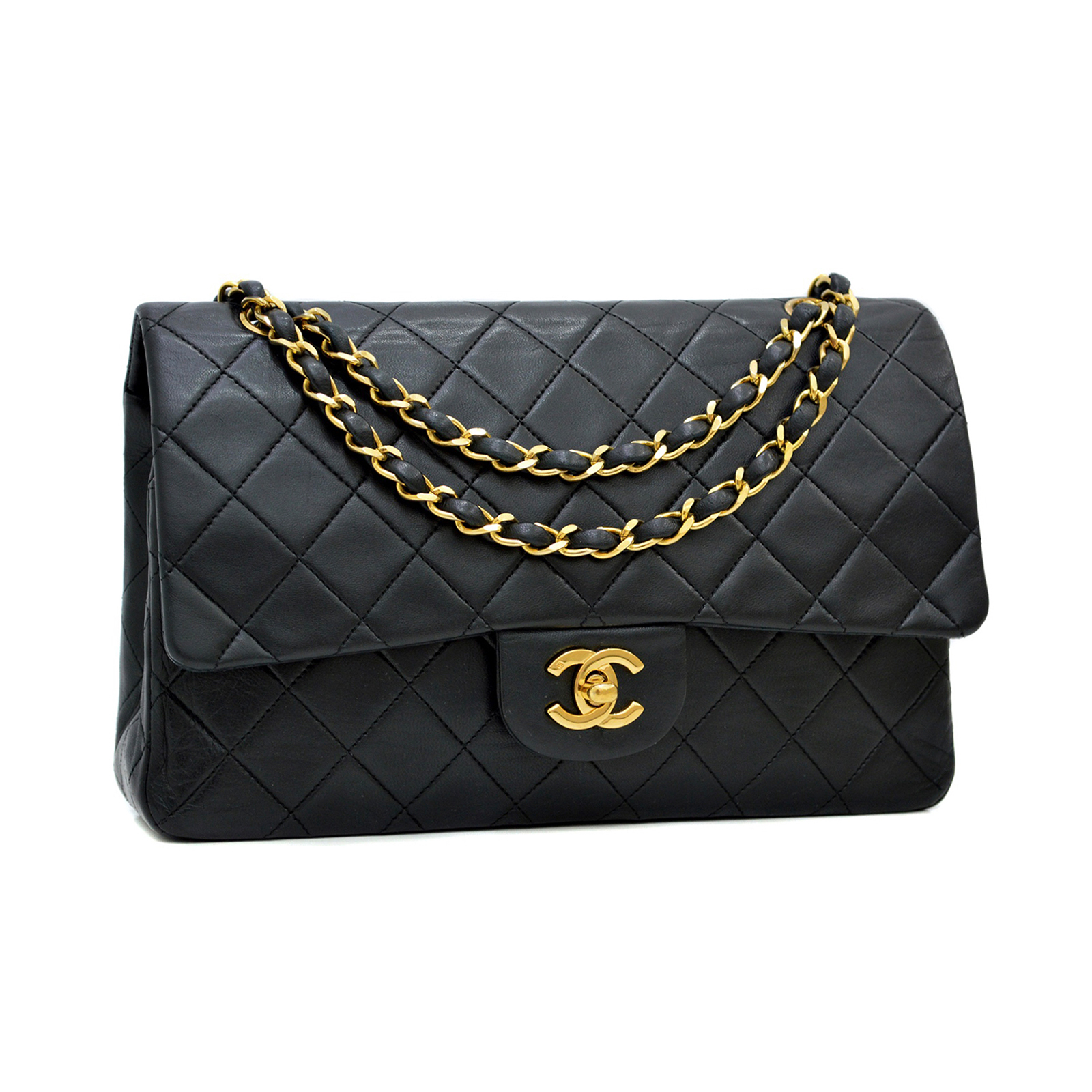 CHANEL Classic Medium Double Flap Bag CC200046