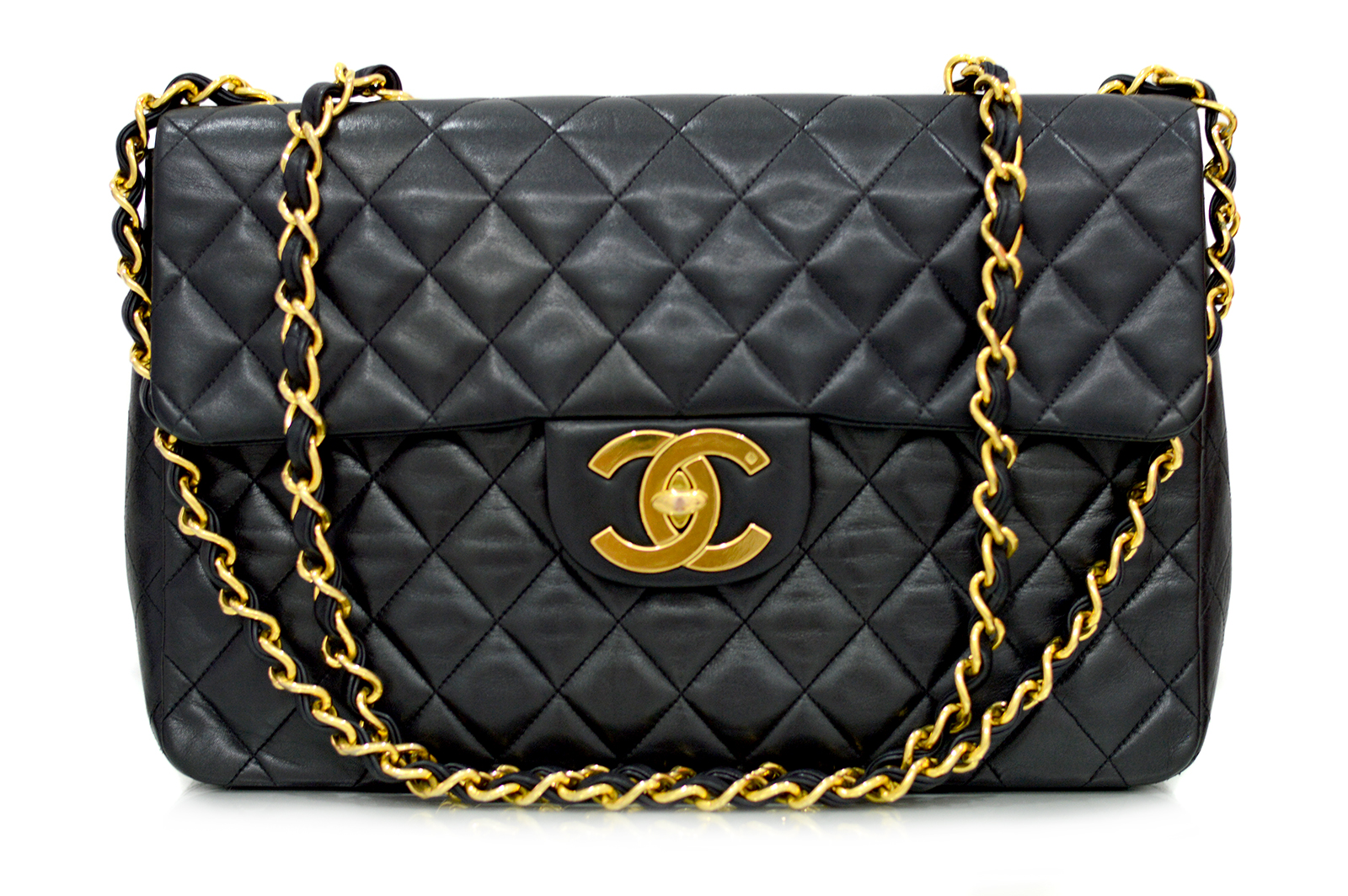 c8a613efb13 Chanel Maxi Jumbo Flap Bag – SASA AVENUE